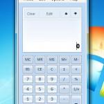 Windows 7で新しくなった電卓をXPで!