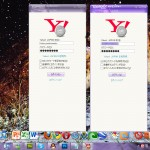 Yahoo メッセンジャー 重複起動